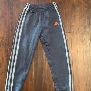 Boys Adidas athletic pants
